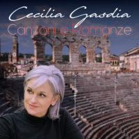 CECILIA GASDIA - CANZONI E ROMANZE - COVER